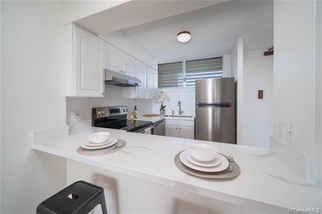 555 University Avenue #603, Honolulu, HI 96826 (MLS #202100768) :: Corcoran Pacific Properties