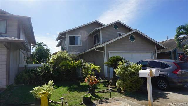 91-149 Puhikani Place, Ewa Beach, HI 96706 (MLS #202100769) :: Barnes Hawaii