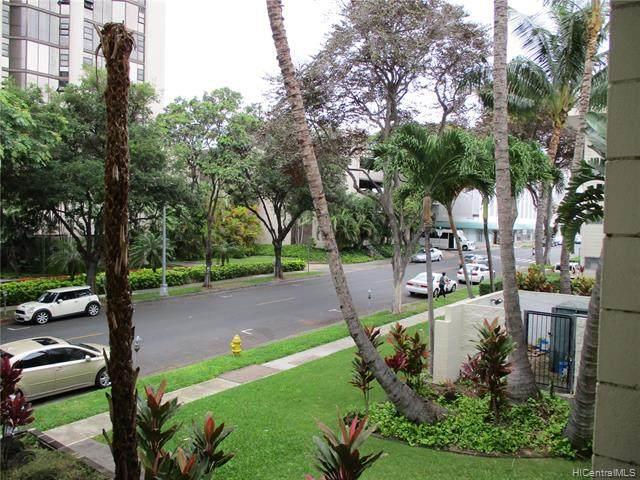 933 Kaheka Street A208, Honolulu, HI 96814 (MLS #202100770) :: Team Lally