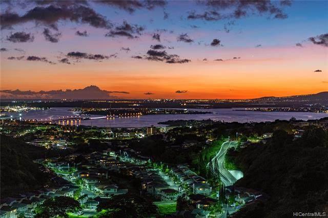 99-969 Aiea Heights Drive V, Aiea, HI 96701 (MLS #202100781) :: Barnes Hawaii