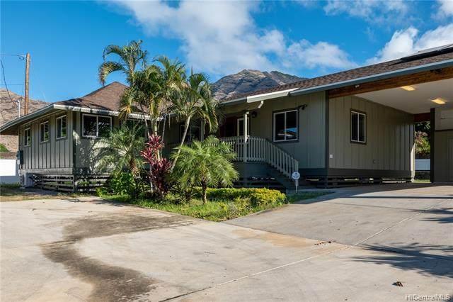 84-686 Farrington Highway D, Waianae, HI 96792 (MLS #202100782) :: Keller Williams Honolulu