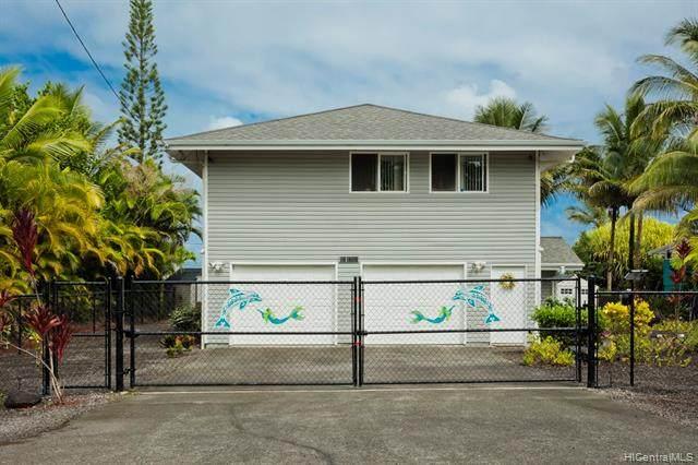 15-1715 Beach Road, Keaau, HI 96749 (MLS #202100788) :: Barnes Hawaii