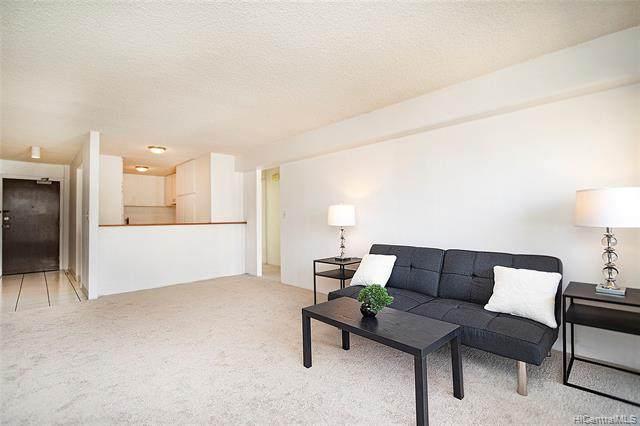303 Liliuokalani Avenue #1103, Honolulu, HI 96815 (MLS #202100808) :: Island Life Homes
