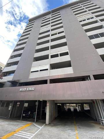 824 Kinau Street #307, Honolulu, HI 96813 (MLS #202100834) :: Island Life Homes