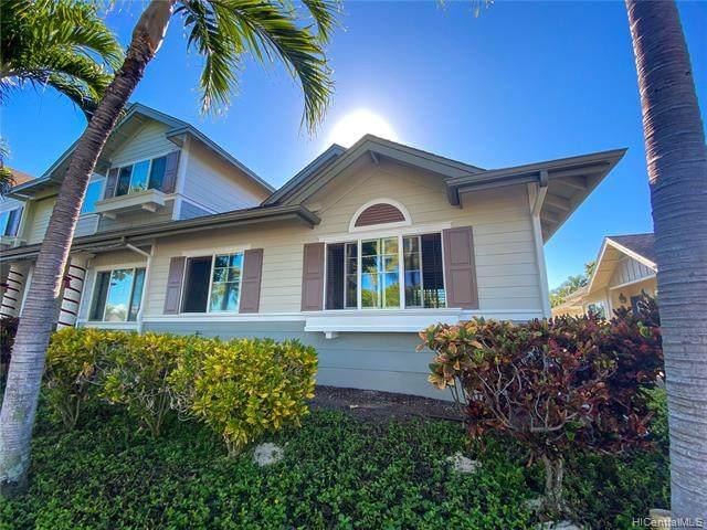 91-1181 Keoneula Boulevard 2A6, Ewa Beach, HI 96706 (MLS #202100851) :: Barnes Hawaii