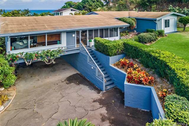 259 Kaelepulu Drive, Kailua, HI 96734 (MLS #202100860) :: Barnes Hawaii