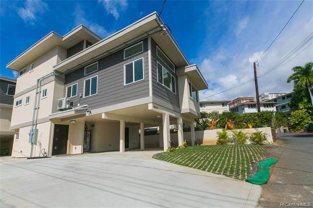 1044 Green Street C, Honolulu, HI 96822 (MLS #202100863) :: Barnes Hawaii