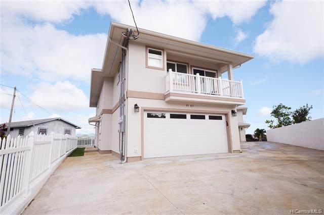 45-521A Apiki Streets, Kaneohe, HI 96744 (MLS #202100896) :: Barnes Hawaii