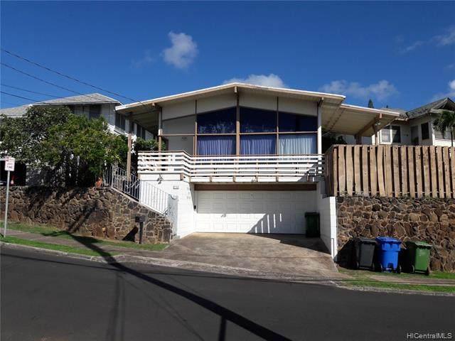 3766 Anuhea Street, Honolulu, HI 96816 (MLS #202100918) :: Island Life Homes