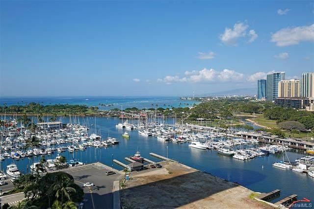 1676 Ala Moana Boulevard #1402, Honolulu, HI 96815 (MLS #202100926) :: Hawai'i Life