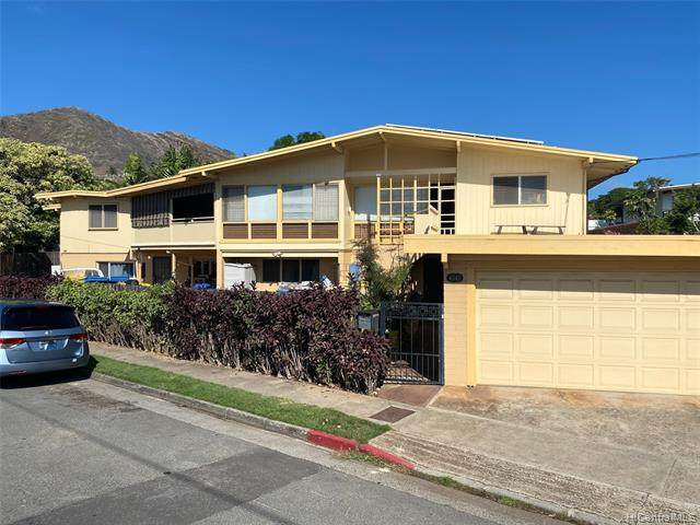 4040 Kulamanu Street, Honolulu, HI 96816 (MLS #202100937) :: Barnes Hawaii