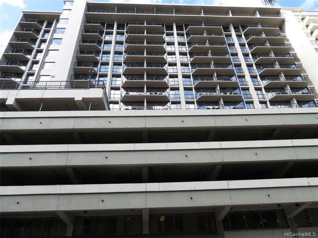 1850 Ala Moana Boulevard #425, Honolulu, HI 96815 (MLS #202100940) :: Barnes Hawaii