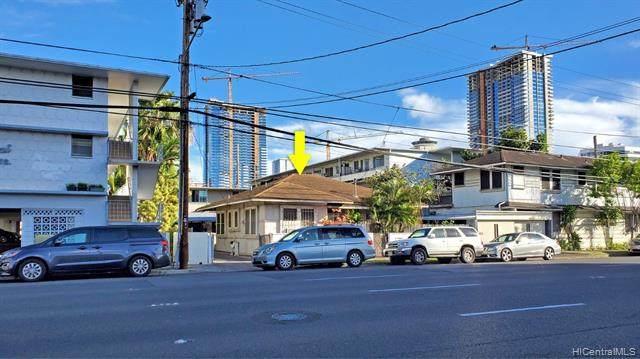 711 Piikoi Street, Honolulu, HI 96814 (MLS #202100947) :: Team Lally
