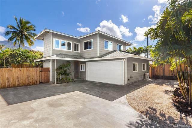 84-894 Farrington Highway 84-894, Waianae, HI 96792 (MLS #202100952) :: Keller Williams Honolulu