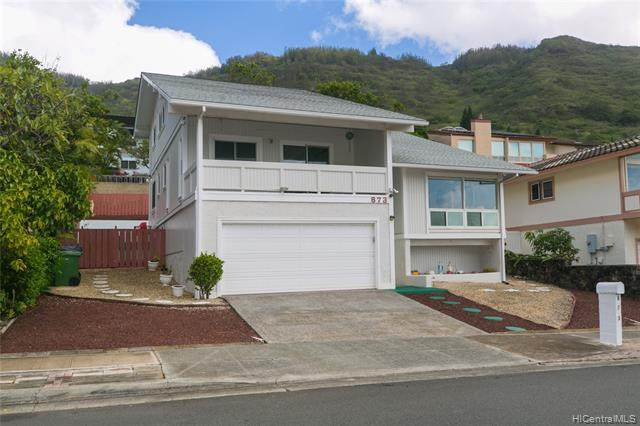 873 Hahaione Street, Honolulu, HI 96825 (MLS #202100959) :: Corcoran Pacific Properties
