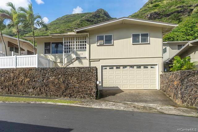 930 Ahuwale Street, Honolulu, HI 96821 (MLS #202100960) :: Keller Williams Honolulu