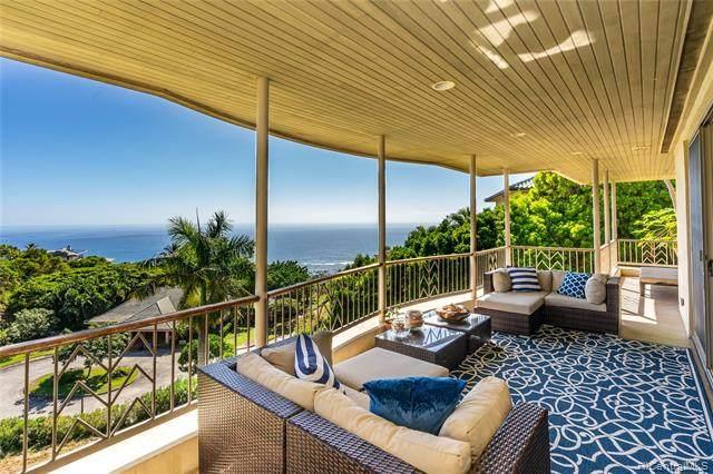 613 Moaniala Street, Honolulu, HI 96821 (MLS #202100973) :: Corcoran Pacific Properties