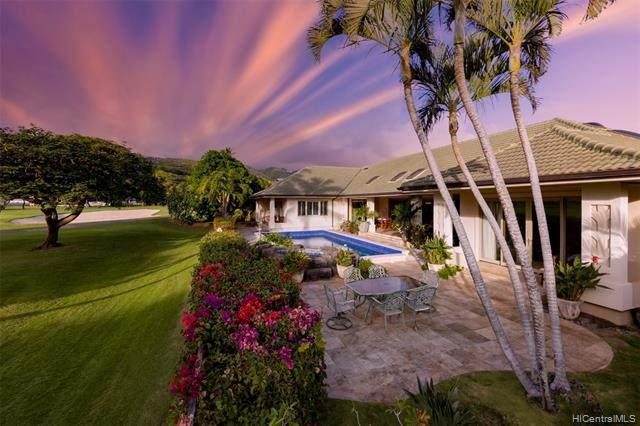 943 Waiholo Street, Honolulu, HI 96821 (MLS #202100982) :: Corcoran Pacific Properties