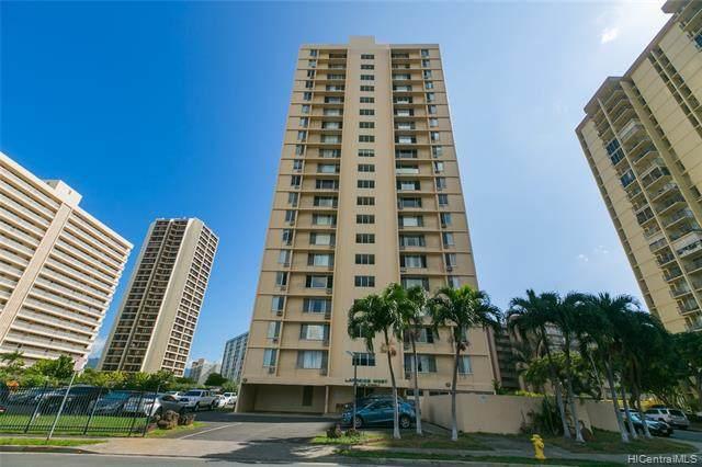 909 Ala Nanala Street #302, Honolulu, HI 96818 (MLS #202100988) :: Barnes Hawaii