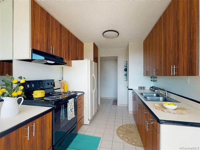 2825 S King Street #603, Honolulu, HI 96826 (MLS #202100992) :: Barnes Hawaii
