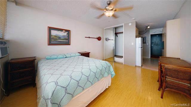 2444 Tusitala Street #305, Honolulu, HI 96815 (MLS #202101016) :: Barnes Hawaii
