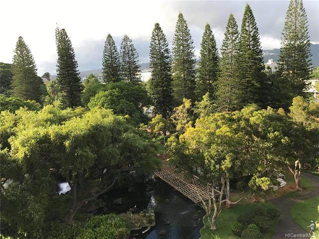 1519 Nuuanu Avenue #642, Honolulu, HI 96817 (MLS #202101020) :: Team Lally