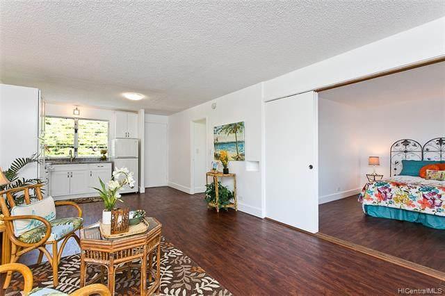 1099 Green Street B410, Honolulu, HI 96822 (MLS #202101031) :: Barnes Hawaii