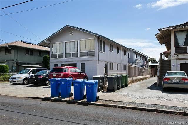 3415 Harding Avenue, Honolulu, HI 96816 (MLS #202101035) :: Hawai'i Life