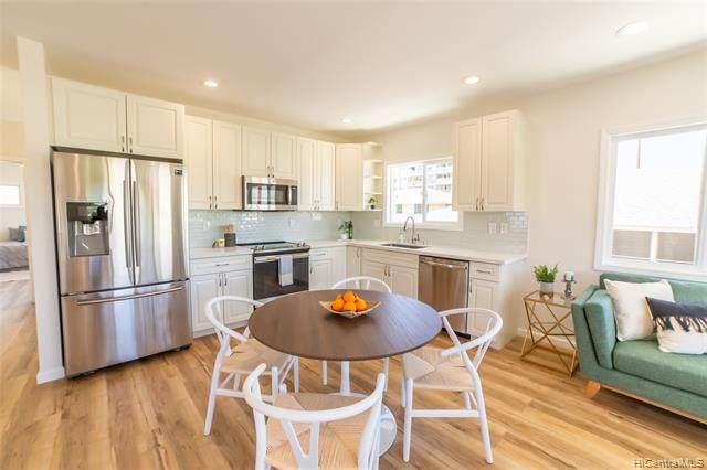 813 Lukepane Avenue, Honolulu, HI 96816 (MLS #202101047) :: Corcoran Pacific Properties