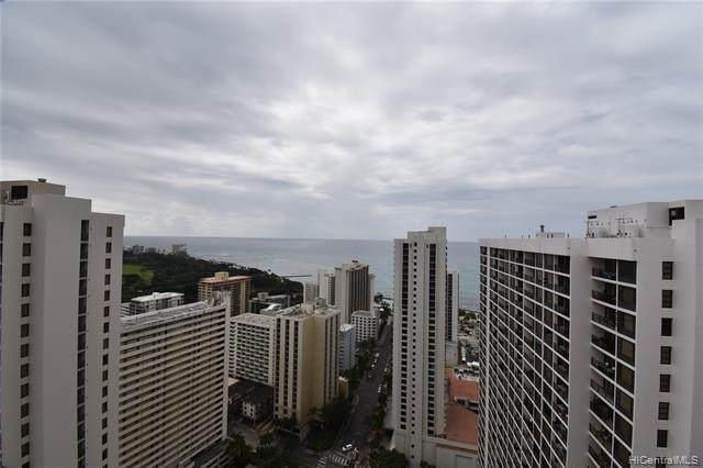 201 Ohua Avenue #3812, Honolulu, HI 96815 (MLS #202101048) :: Keller Williams Honolulu