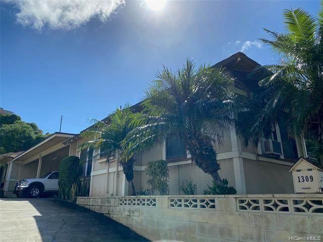 1309 10th Avenue, Honolulu, HI 96816 (MLS #202101056) :: Keller Williams Honolulu