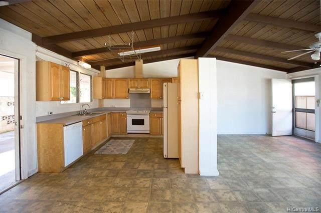 3123 Olu Street, Honolulu, HI 96816 (MLS #202101066) :: Corcoran Pacific Properties