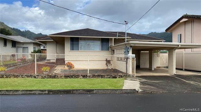618 Maui Street, Honolulu, HI 96817 (MLS #202101076) :: Island Life Homes