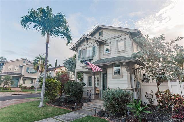 91-1175 Kaiopua Street, Ewa Beach, HI 96706 (MLS #202101088) :: LUVA Real Estate