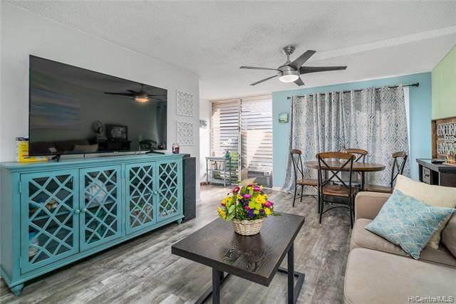 98-080 Uao Place A3, Aiea, HI 96701 (MLS #202101107) :: Barnes Hawaii