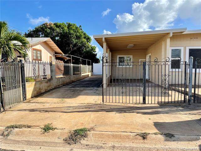 91-1311 Imelda Street, Ewa Beach, HI 96706 (MLS #202101113) :: Barnes Hawaii