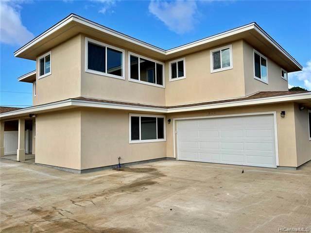 91-1311 Imelda Street A, Ewa Beach, HI 96706 (MLS #202101114) :: Barnes Hawaii