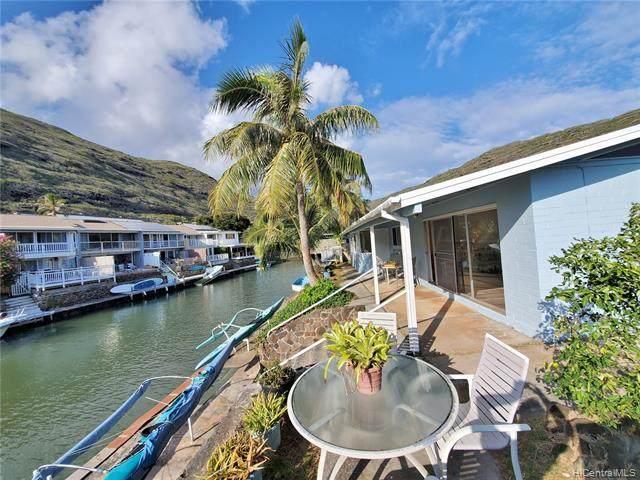 Address Not Published, Honolulu, HI 96825 (MLS #202101116) :: Team Lally