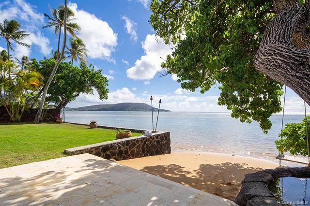 5797 Kalanianaole Highway, Honolulu, HI 96821 (MLS #202101133) :: Keller Williams Honolulu