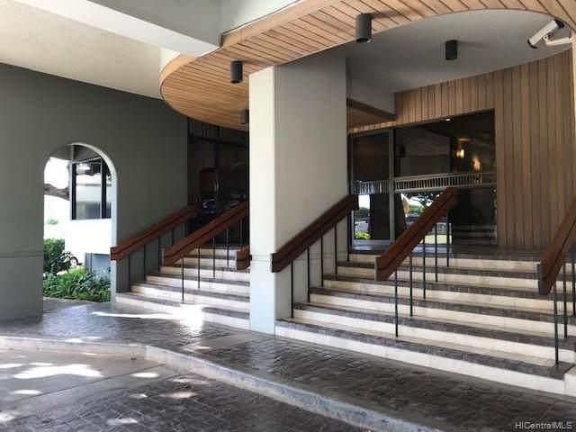 2600 Pualani Way #1004, Honolulu, HI 96815 (MLS #202101147) :: Hawai'i Life