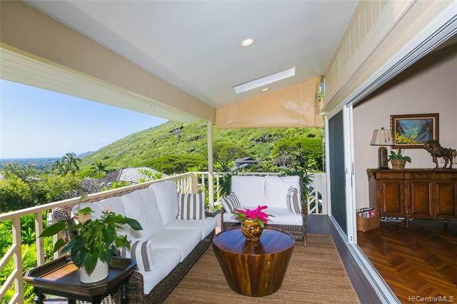 1592 Kalaniuka Circle #94, Honolulu, HI 96821 (MLS #202101155) :: Barnes Hawaii