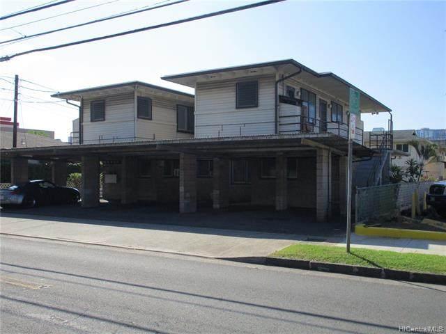 1815 Young Street #3, Honolulu, HI 96826 (MLS #202101158) :: Hawai'i Life