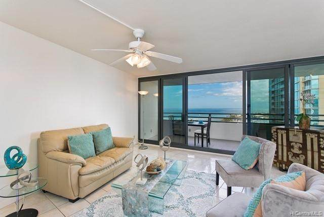 1330 Ala Moana Boulevard #2401, Honolulu, HI 96814 (MLS #202101193) :: Keller Williams Honolulu