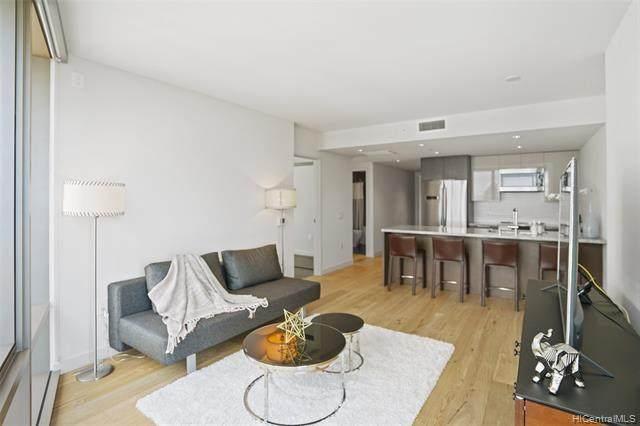 1001 Queen Street #2815, Honolulu, HI 96814 (MLS #202101209) :: LUVA Real Estate