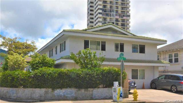 2204 Date Street, Honolulu, HI 96826 (MLS #202101233) :: Team Lally