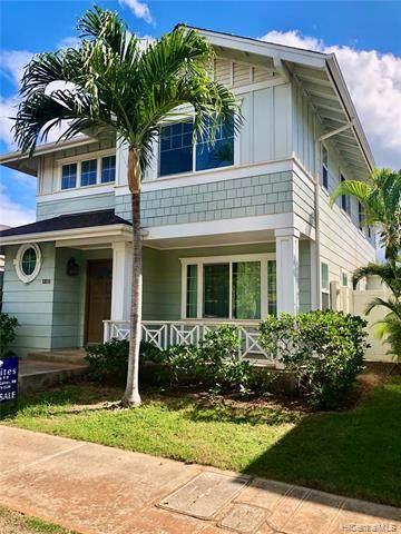 Address Not Published, Ewa Beach, HI 96706 (MLS #202101242) :: LUVA Real Estate