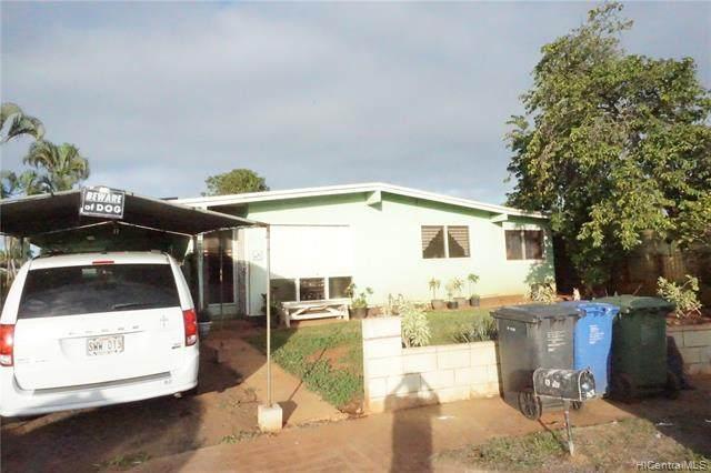 91-905 Hanaloa Place, Ewa Beach, HI 96706 (MLS #202101254) :: LUVA Real Estate