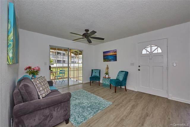 92-1050 Okaa Street #4204, Kapolei, HI 96707 (MLS #202101255) :: LUVA Real Estate
