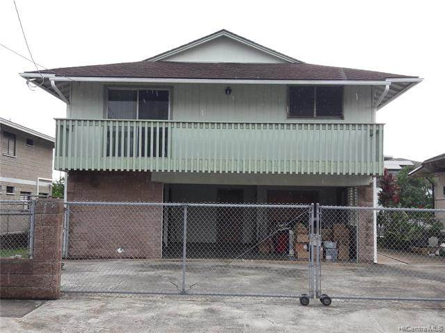 3425 Hardesty Street, Honolulu, HI 96816 (MLS #202101271) :: Keller Williams Honolulu