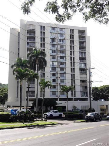 2029 Nuuanu Avenue #709, Honolulu, HI 96817 (MLS #202101281) :: Keller Williams Honolulu